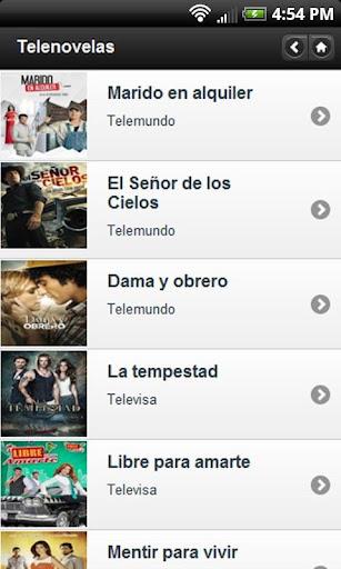 【免費媒體與影片App】Telenovelas Gratis-APP點子