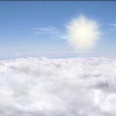 تحميل ثيمز السماء الزرقاء لنظام الاندرويد بصيغة apk رابط مباشر Blue Skies Free Live Wallpaper