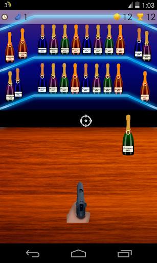 ボトルシュートゲーム