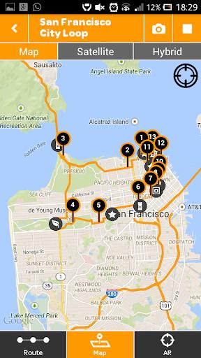 San Francisco Open City Tour
