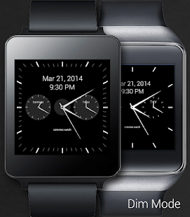 RichWatchface-TC Android Wear - screenshot thumbnail
