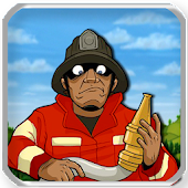 3D Firefighter Simulator