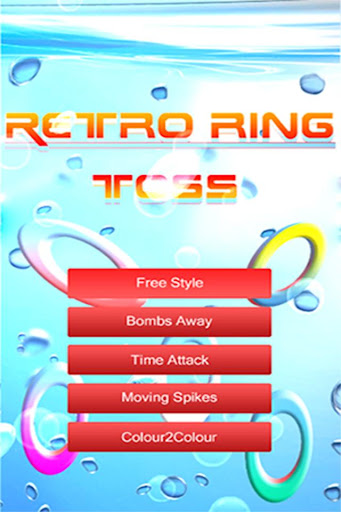 Retro Ring Toss Lite
