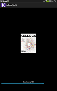 Kellogg World - screenshot thumbnail