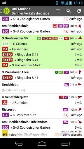 Offi - Journey Planner 10.4.3-google screenshots 1