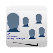 Basis hockey oefening-filmpjes