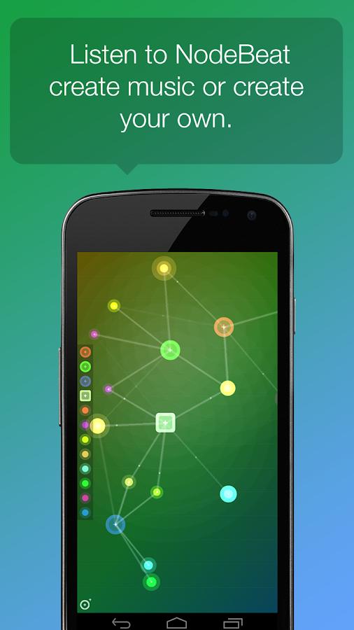 NodeBeat- screenshot