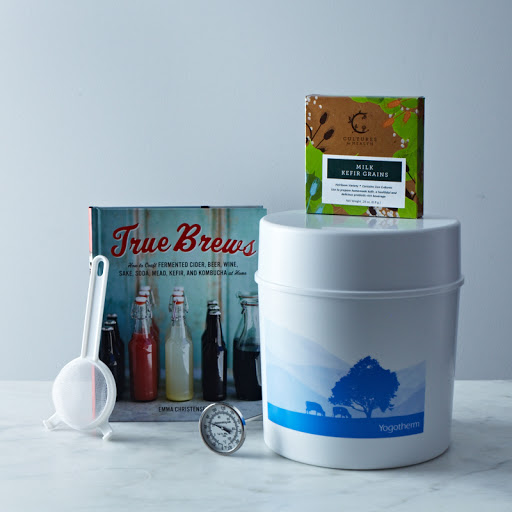 DIY Milk Kefir Kit