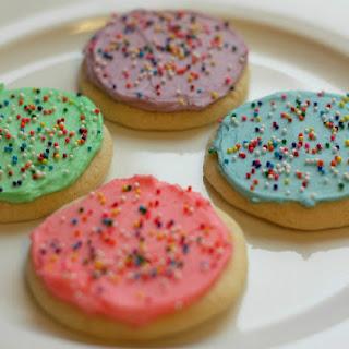 Super Soft Sugar Cookies