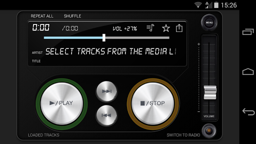 Audioboxlive Music Player