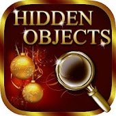 Hidden Objects Christmas...