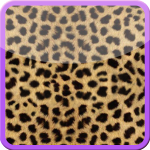 Complete Cheetah Purple Theme