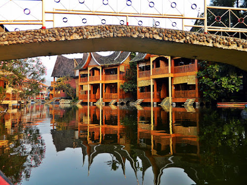 Under the Bridge by Diadjeng Laraswati H - Buildings & Architecture Bridges & Suspended Structures (  )