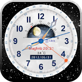 Clockwise Timepiece (+Widget)
