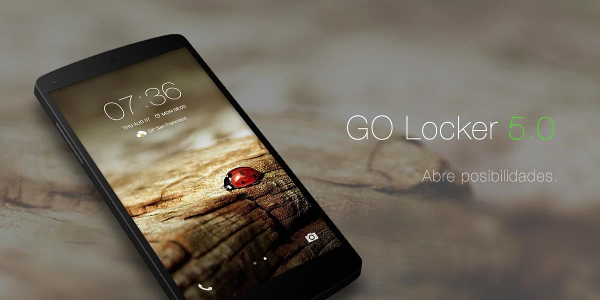 GO Locker - Hermosos temas: captura de pantalla