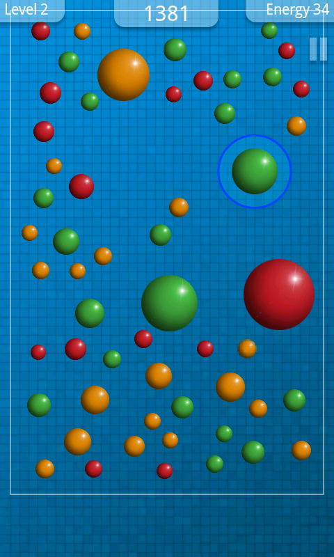 Bubbles- screenshot