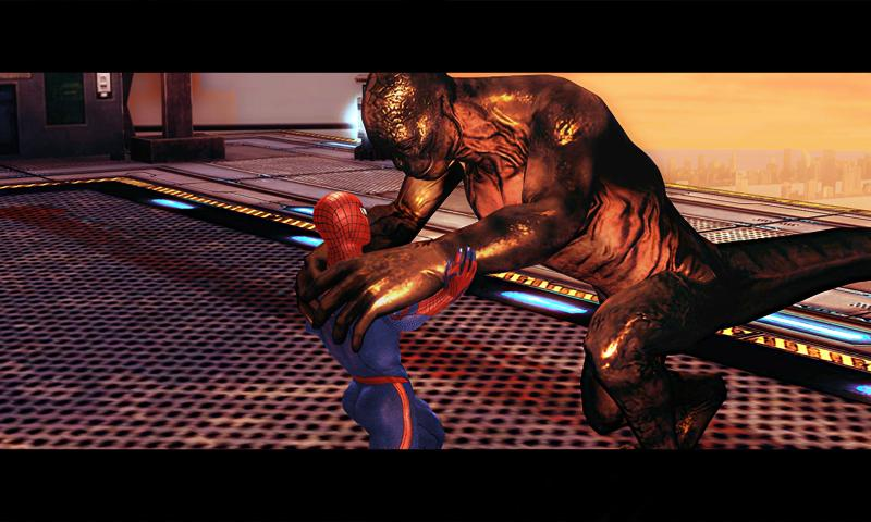 The Amazing Spider-Man Screenshot 0