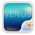 VENUS THEME GO WEATHER EX icon