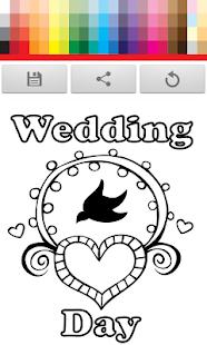 Wedding Coloring for Kids 家庭片 App-愛順發玩APP