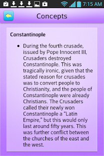 AP World History Learn Review- screenshot thumbnail