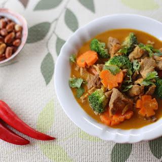Pork Panaeng.