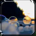 Frozen Bubbles Live Wallpaper icon
