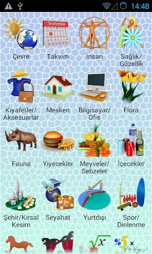 PixWord English for Turkish
