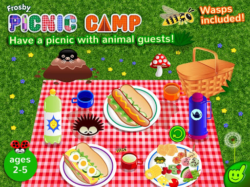 Frosby Picnic Camp