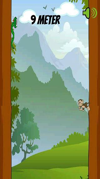 Jungle Monkey Adventure- screenshot