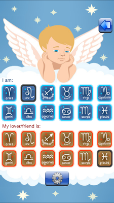 Astrology & Horoscopes Lite - screenshot