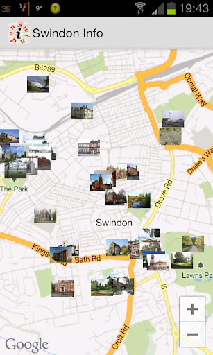 Swindon Info