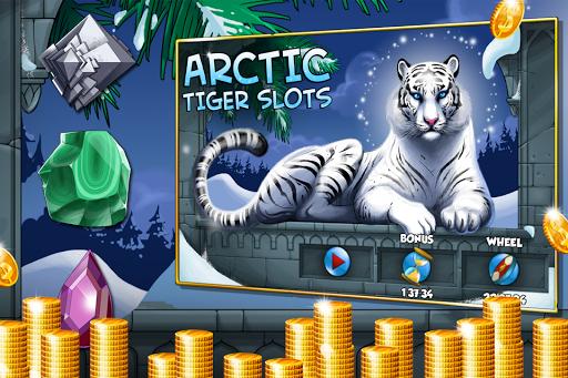 Arctic Tiger Slot Machine