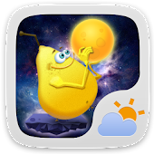 Pear in Space GO Weather EX