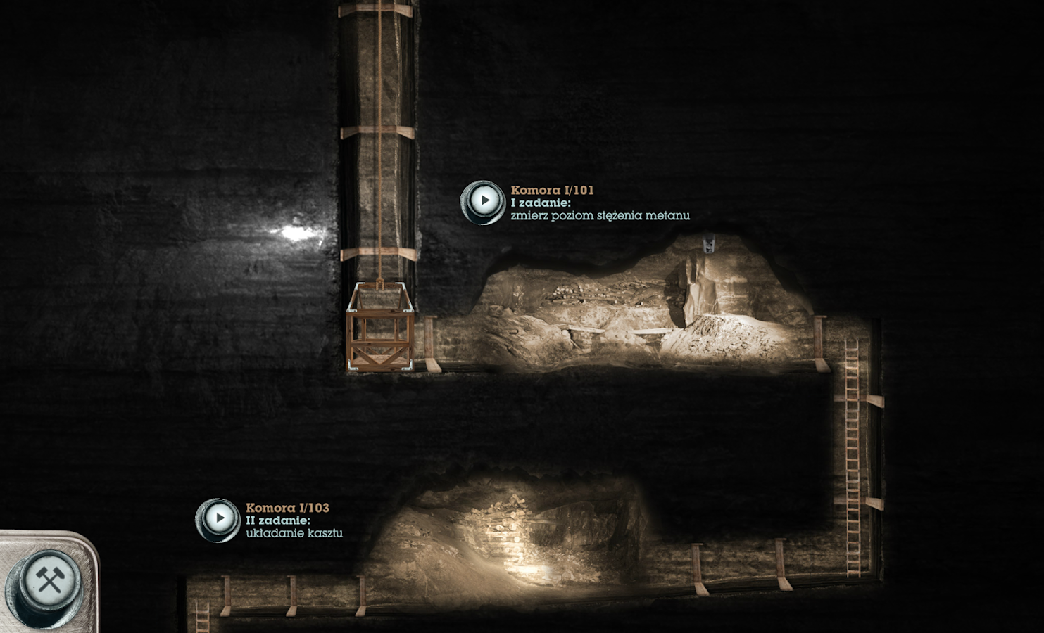 Miners' Route - screenshot