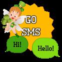 GO SMS - Lucky Fairy icon
