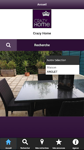 Immobilier Crazy Home Anglet