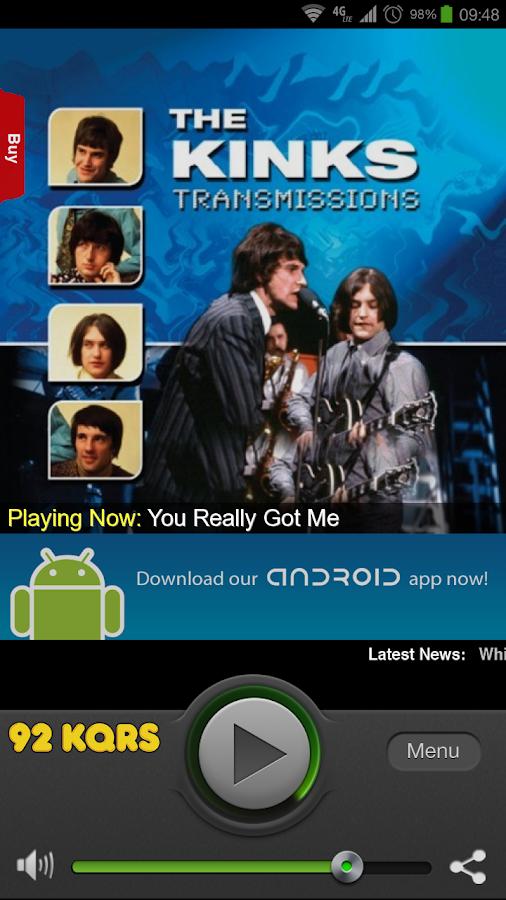 92 KQRS - screenshot
