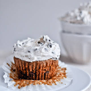 Chocolate Chip Oatmeal Cupcakes.