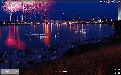New Year Fireworks LWP (PRO) 1.3.1 screenshots 23