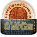 CWGs, Wood Geocoins DEMO icon