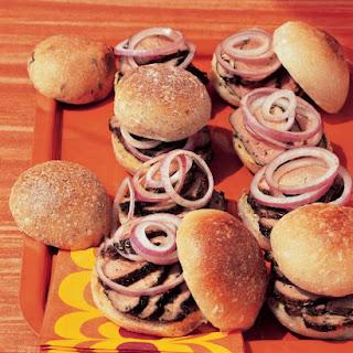 Balsamic-Glazed Pork Sandwiches