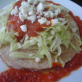 Regional Salsas.