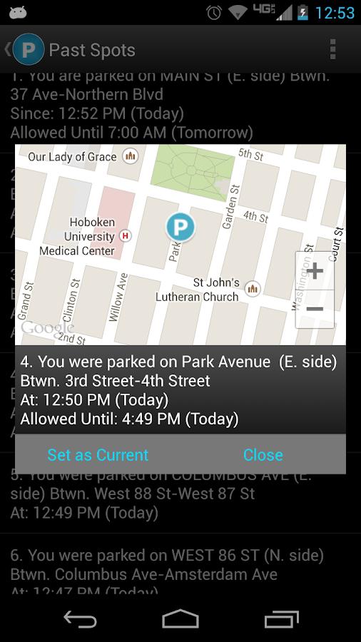 Smooth Parking - screenshot