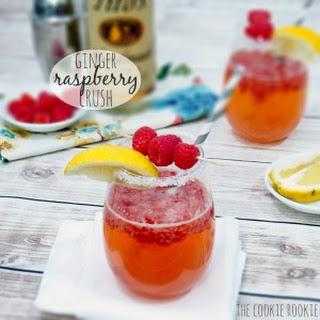 Ginger Raspberry Crush