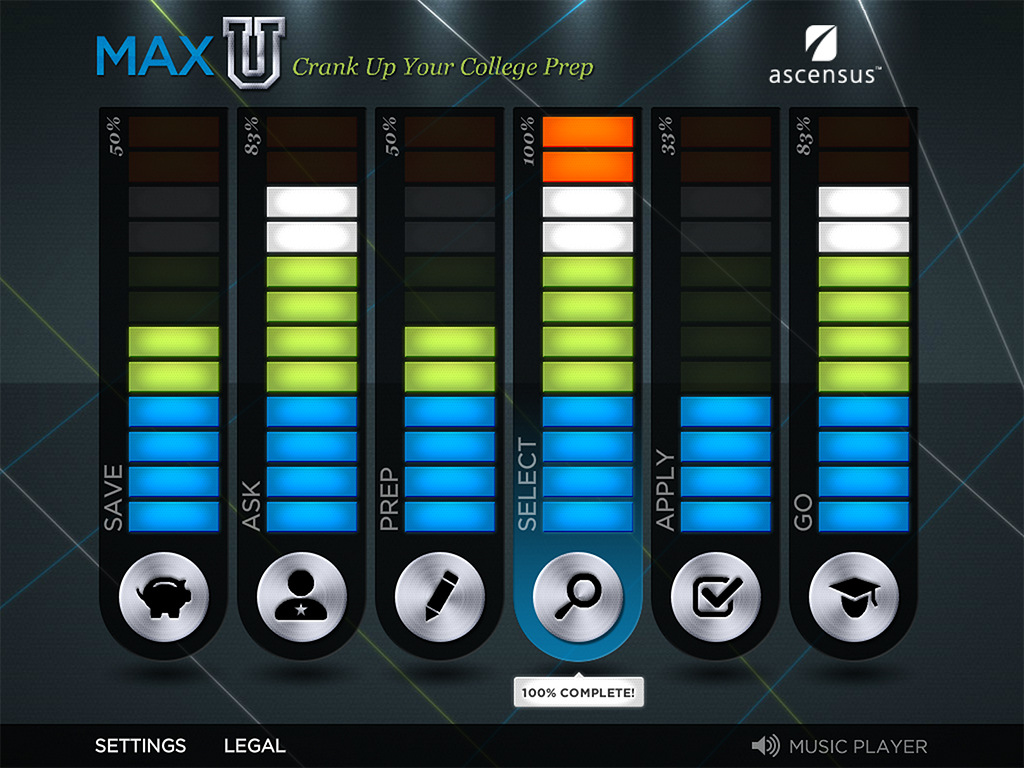 Max U - screenshot