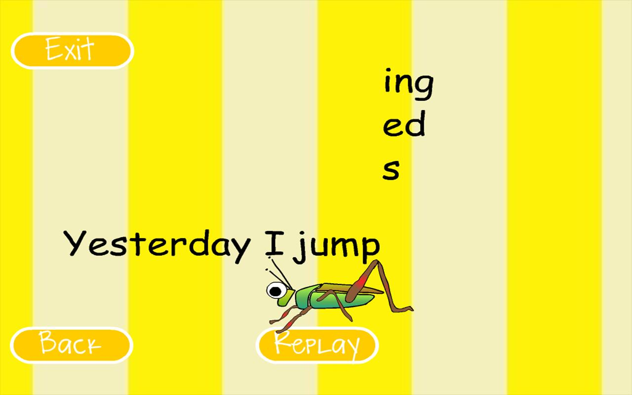 Phonics Advanced- screenshot