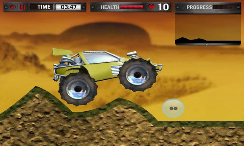 Monster Truck - Racing Game - screenshot