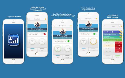 【免費生產應用App】Get Followers-APP點子