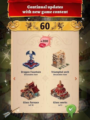 android Empire: Four Kingdoms Screenshot 7