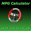 MPG Calculator UK:Fuel Logging icon